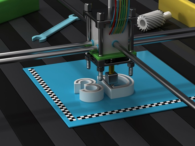 3d tiskanje