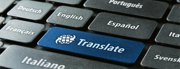 prevajalske storitve